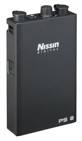 Nissin PS8 Power Pack Battery