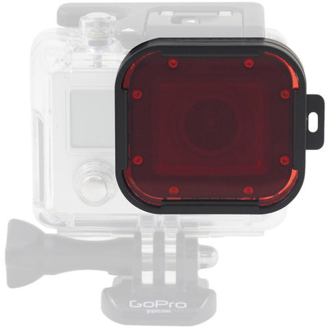 Polar Pro RED Dive Filter (For GoPro HERO4 / HERO3+ - Dive Housing)