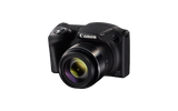 Canon Powershot SX430IS (Black) [FREE 16GB SD Card]