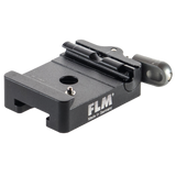 FLM QRB-40 Professional QR Clamp (QRB-40 Base Only)