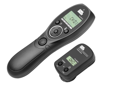 Pixel Pro Wireless Timer Remote Control RCTW-282/DC2 (For Nikon D3300/D5500/D90/D7200/D610/D750/Df/Nikon 1 V3/Coolpix A)