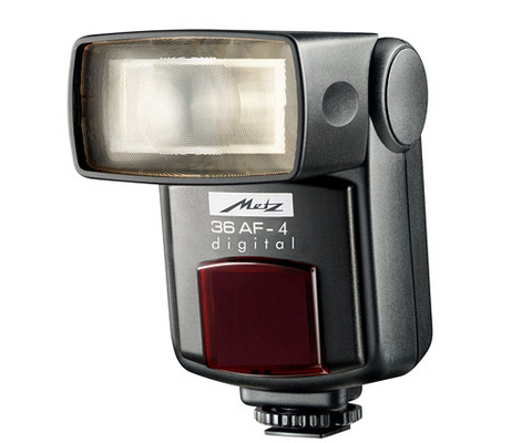 Clearance - Metz Mecablitz 36 AF-4 Digital Flash (For Nikon)