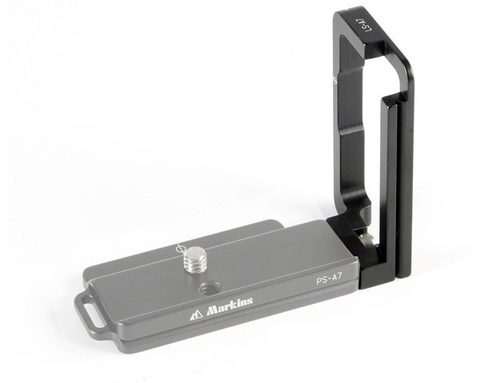 Markins LS-A7 Camera Plate (Optional L-Component for PS-A7)