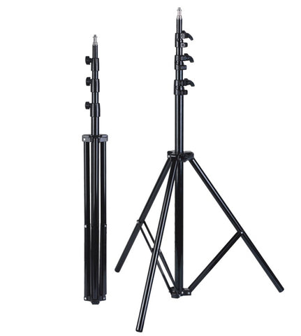 Qihe QH-J300C Air-Cushion Aluminum Lighting Stand – 300CM