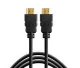 TetherPro HDMI – HDMI Cable (15ft/4.6m) [Black] – TPHDAA15