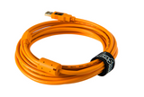TetherTools Starter Tethering Kit W/ USB 3.0 Micro-B Cable (15ft/4.6m) [Orange] – BTK54