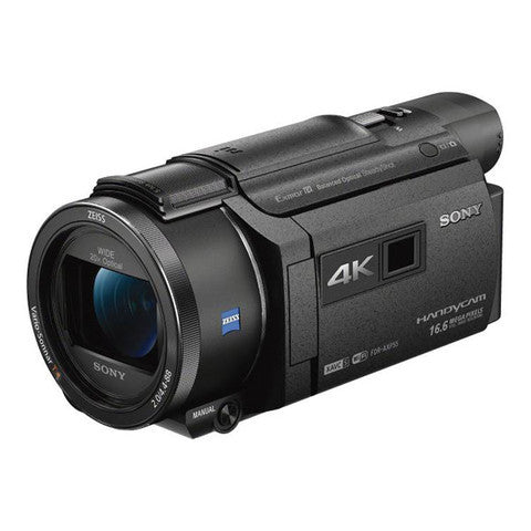 (SALE) Sony FDR-AXP55 4K Ultra HD Camcorder with Built-In Projector
