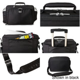 Think Tank Photo My 2nd Brain Briefcase 13 (Black)