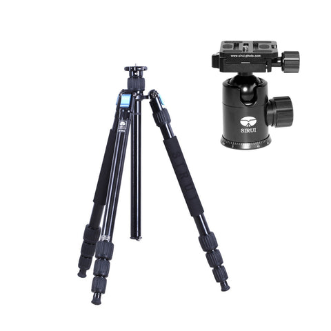 Sirui W-1004 Waterproof Aluminium Tripod + G-10 Ball Head