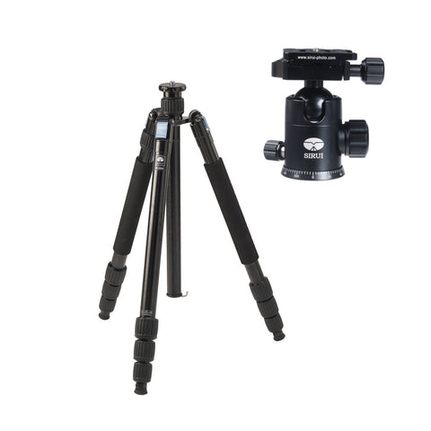 Sirui W-2004 Waterproof Aluminium Tripod + G-20 Ball Head