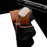Gariz Mirrorless Camera Wrist Strap (Tan Beige + Natural)