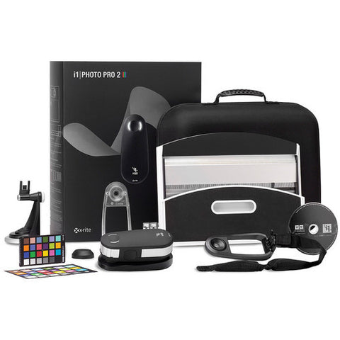 (Pre-Order) X-Rite i1Photo Pro 2 Color Management Kit for Photographers