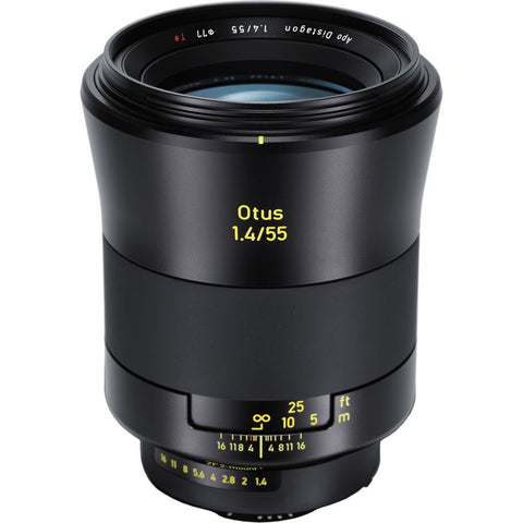 Zeiss Otus 55mm f/1.4 ZF.2 (Nikon F-mount)