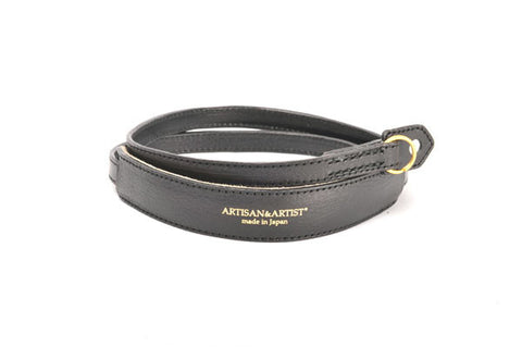 Artisan Artist ACAM 255 Leather Camera Strap (Black)