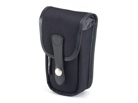 Billingham Avea 3 Pouch (Black Fibrenyte with Black Leather Trim)