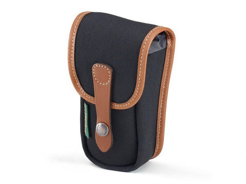 Billingham Avea 3 Pouch (Black with Tan Leather Trim)