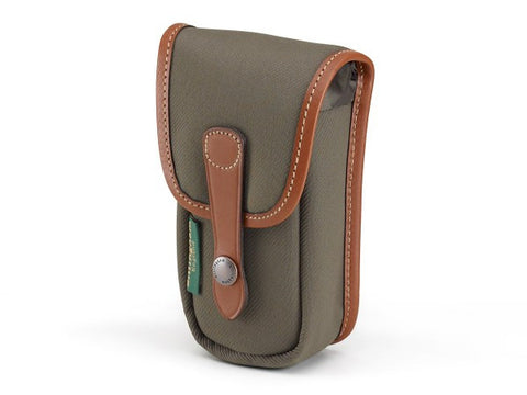 Billingham Avea 3 Pouch (Sage Fibrenyte with Tan Leather Trim)