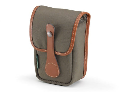 Billingham Avea 5 Pouch (Sage Fibrenyte with Tan Leather Trim)