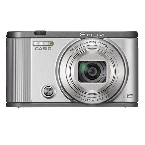 Casio EX-ZR2100 Digital Camera (Silver)