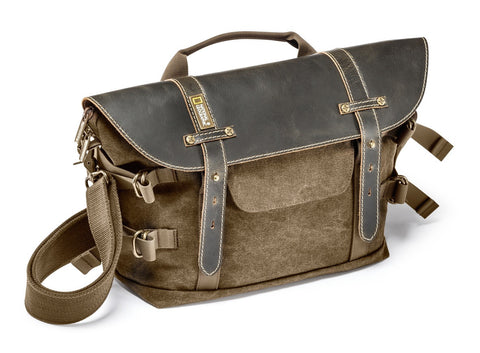 National Geographic Africa Collection NG A2140 Midi Satchel