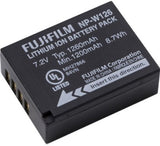 Fujifilm Li-ion Rechargeable Battery NP-W126