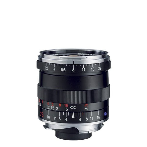Zeiss Biogon T* 25mm f/2.8 ZM (Black)