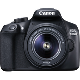 (MERDEKA SALE) Canon EOS 1300D + EF-S 18-55mm f/3.5-5.6 IS II Lens  [FREE 16GB SD Card + Camera Bag] – Online Redemption Free Battery