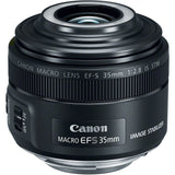 Canon EF-S 35 f/2.8 Macro IS STM