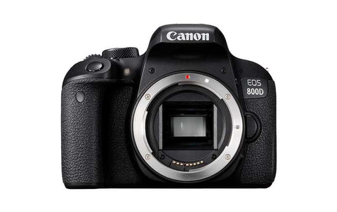 (SALE) Canon EOS 800D + EF-S 18-135mm f/3.5-5.6 IS STM Lens [FREE 32GB SD Card + Camera Bag] (Online Redemption RM200 Cashback & FREE Battery LP-E17)
