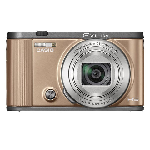 Casio EX-ZR2100 Digital Camera (Gold)