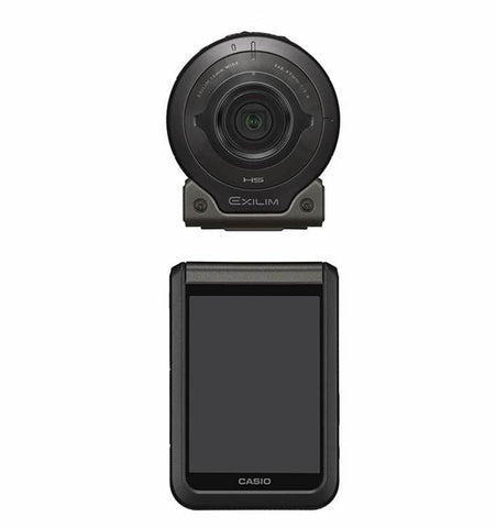 (SALE) Casio EX-FR100 Beauty Action Camera (Black)