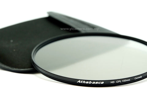 Athabasca AT-CPL 150mm Circular Polarizer (With Filter Pouch)