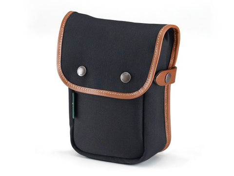 Billingham Delta Pocket (Black with Tan Trim)
