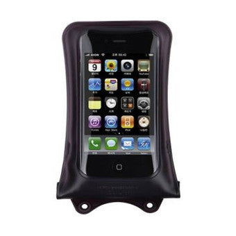 DICAPAC WP-i10 Waterproof Case for iPhone 5 / 6 / 7 (Black)