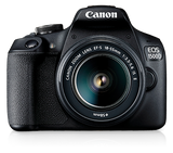 (SALE) Canon EOS 1500D + EF-S 18-55mm f/3.5-5.6 IS II Lens [FREE EF 50mm F1.8 STM + 32GB SD Card + Camera Bag]