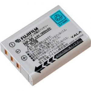 Fujifilm Li-ion Rechargeable Battery NP-95