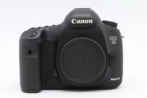 USED-Canon EOS 5D Mark III CAMERA BODY,88% LIKE NEWs/n 051024002074,YL PUDU,SC40K
