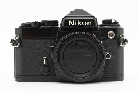 USED-Nikon FE Film Camera,90% LIKE NEW, s/n 3954526,YL PUDU