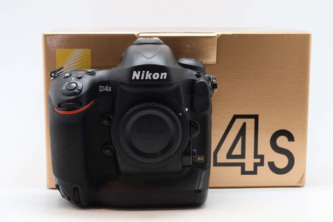 USED-Nikon D4S CAMERA body Only,90% LIKE NEW,s/n 2014310,YL PUDU