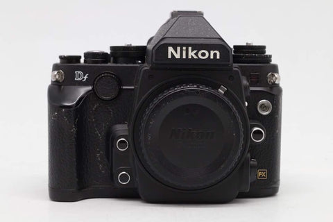 USED-Nikon DF CAMERA BODY ONLY 85% LIKE NEW ,s/n 8402112,YL PUDU
