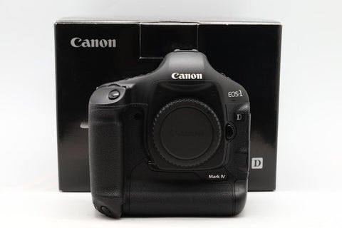 USED-Canon EOS 1D Mark IV BODY ONLY,95% LIKE NEW,s/n 0430300365,YL PUDU