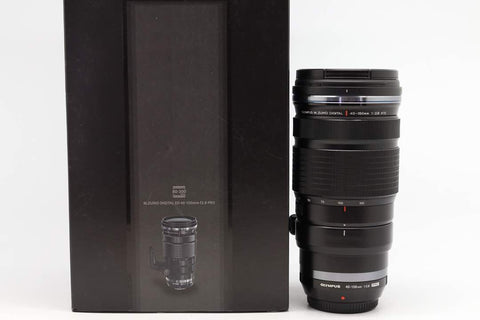 USED-Olympus 40-150mm F2.8 PRO M.ZUIKO LENS,90% LIKE NEW,s/n ABV232423,YL PUDU