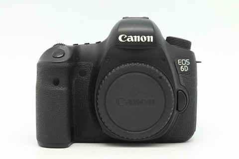 USED-Canon EOS 6D Camera Body,90% LIKE NEW,s/n 051024002862,YL PJ