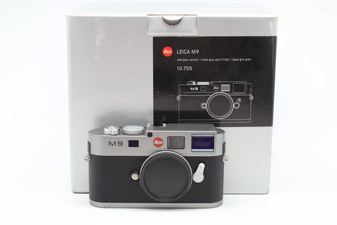 USED-Leica M9 CAMERA BODY ONLY ,88% LIKE NEW, s/n 3841760,YL PUDU
