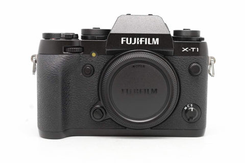 USED-FUJIFILM X-T1 Camera Body,95% Like New,s/n 43000079, YL PUDU