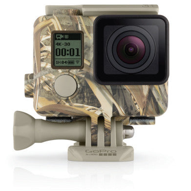 Clearance - GoPro Camo Housing + Quick Clip (Realtree Max-5)