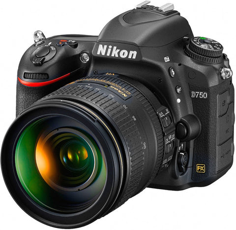 (SALE) Nikon D750 + AF-S Nikkor 24-120mm f/4G ED VR (Free 16GB SD Card + Camera Bag) [Online Cashback Redeem RM1100 + 1 Year Extended Warranty]