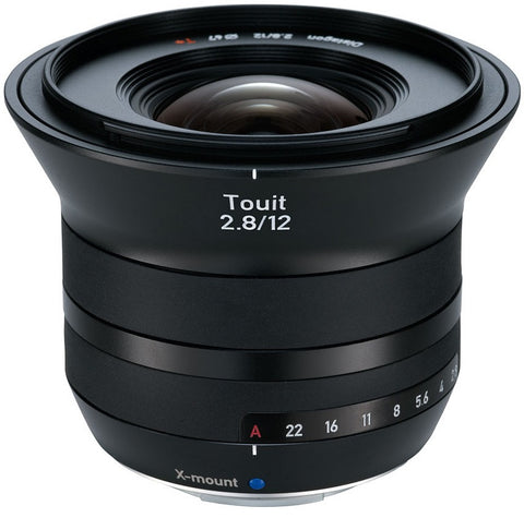 Zeiss Touit 12mm f/2.8 (Fujifilm X-Mount)
