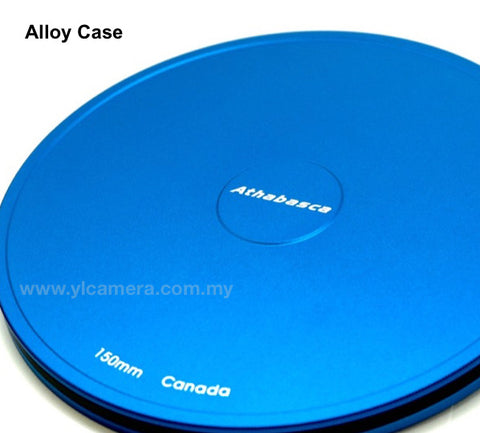 Athabasca AT-150mm Filter Alloy Case (Frond & Rear)