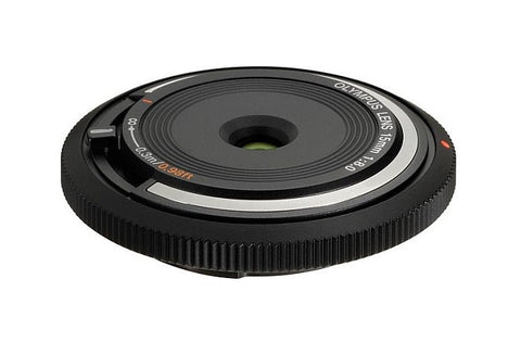 Olympus BCL-1580 15mm f/8.0 Body Cap Lens